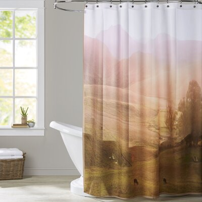 Mina Teslaru Cows Shower Curtain