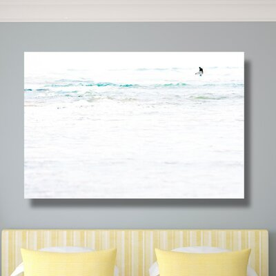 Surf Photographic Print on Wrapped Canvas