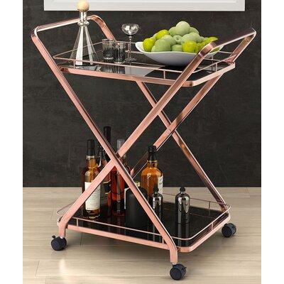 Brayden Studio Spaulding Bar Cart