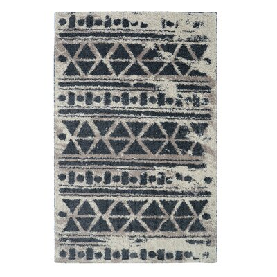 Mebane Tan Area Rug Rug Size: Rectangle 8 x 10