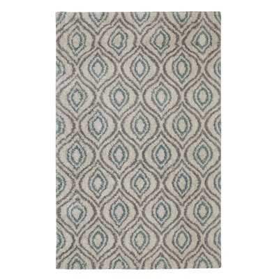 Medlin Beige Indoor Area Rug Rug Size: Rectangle 5 x 8