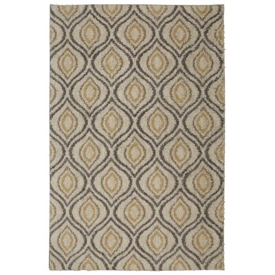 Medlin Tan Indoor Area Rug Rug Size: 8 x 10