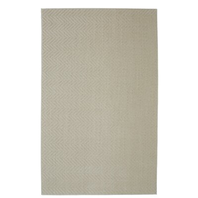 Manz Cream/Beige Area Rug Rug Size: Rectangle 8 x 10