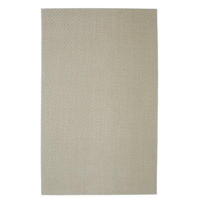Manz Cream/Beige Area Rug Rug Size: 5 x 8