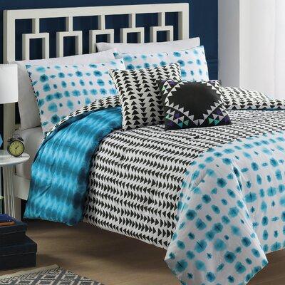 Brayden Studio Marler Reversible Comforter Set