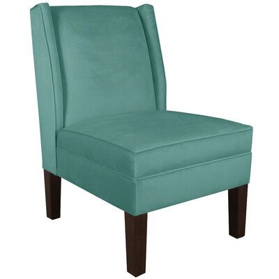 Wingback Chair Upholstery: Premier Tidepool