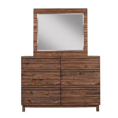Marcos 6 Drawer Dresser