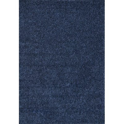 Albali Navy Area Rug Rug Size: Rectangle 53 x 76