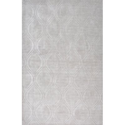 Bergin Hand-Tufted Gray Area Rug Rug Size: 5 x 8