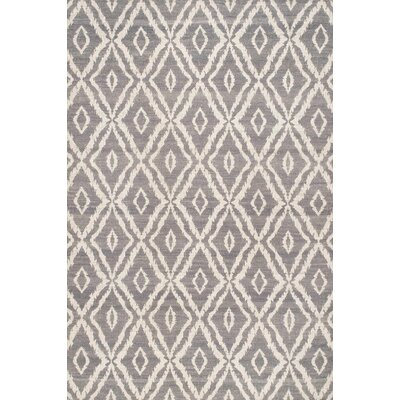 Algol Gray Area Rug Rug Size: Rectangle 5 x 8