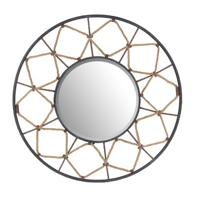 Beveled Glass Wall Mirror