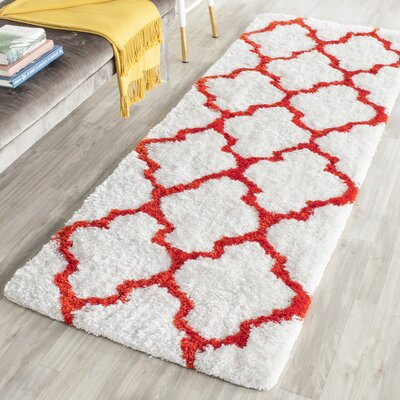Sheriff Hand-Woven Area Rug Rug Size: Runner 23 x 7