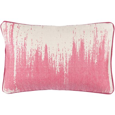 Aeneas Throw Pillow Color: Hot Pink