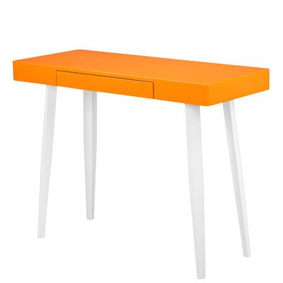 Buettner Console Table Top Finish: Orange
