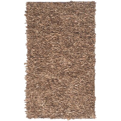 Eveland Brown Area Rug Rug Size: Rectangle 6 x 9