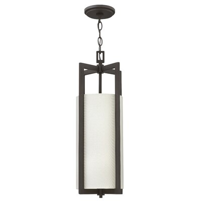 Allenhurst 1-Light Mini Pendant Finish: Buckeye Bronze, Bulb Type: 15W LED