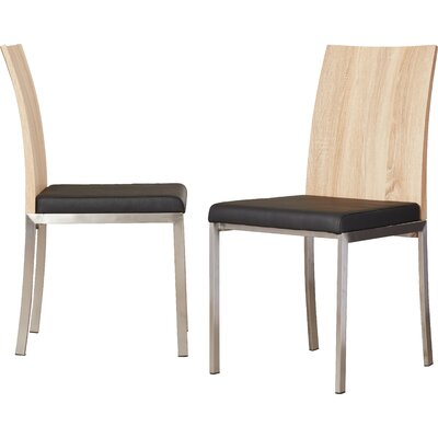 Loper Solid Wood Dining Chair (Set of 2)