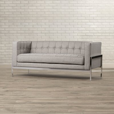 Bandy Chesterfield Loveseat