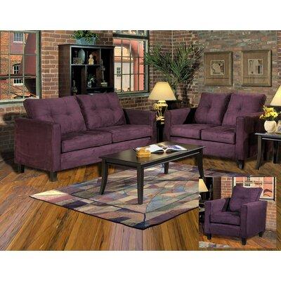 Brayden Studio BRYS2253 Antlia Living Room Collection