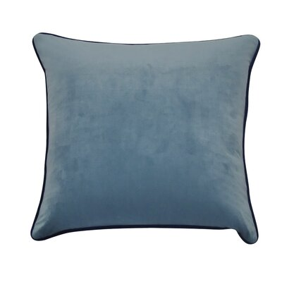 Douglas Forge Throw Pillow Color: Slate