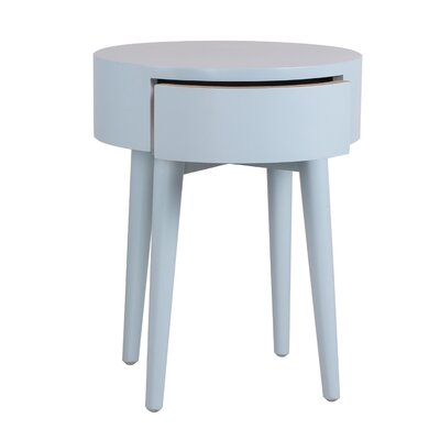 Lansdown End Table Finish: Aqua