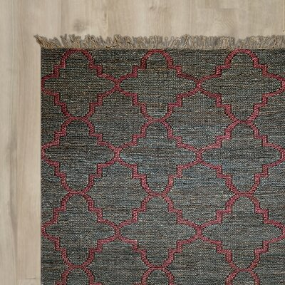 Masson Hand-Woven Brown Area Rug Size: Runner 26 x 8