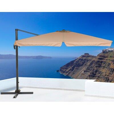 11' Armaz Square Cantilever Umbrella