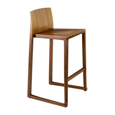 Fairlawn 25.5 Bar Stool Finish: Walnut