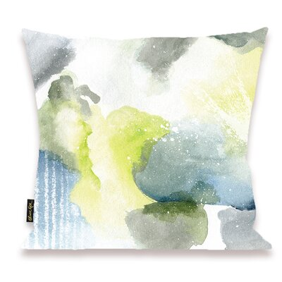 Buffalo Tempura Throw Pillow