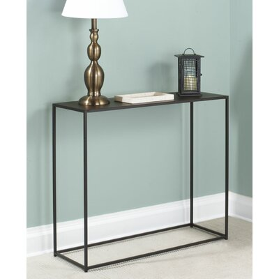 Woodbury Modern Console Table