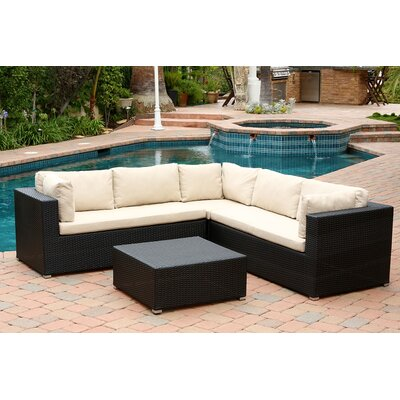 Cancri Deep Seating Group with Cushion