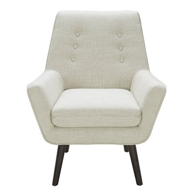 Castlewood Armchair Color: Light Taupe