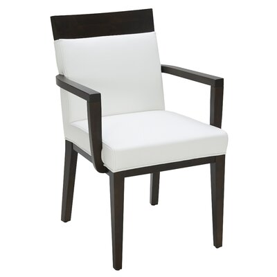 Celandine Arm Chair Color: Cream