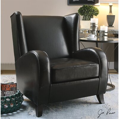 Kupang Accent Wing back Chair