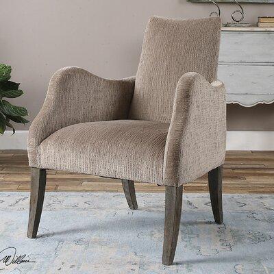 Ansley Chenille Arm Chair