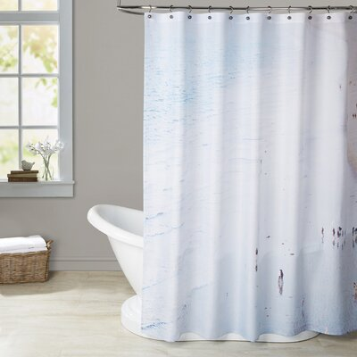Mina Teslaru Santa Monica 2 Shower Curtain