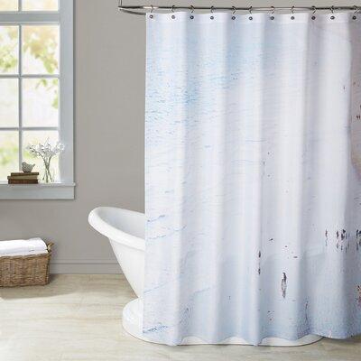 Mina Teslaru Santa Monica 2 Shower Curtain