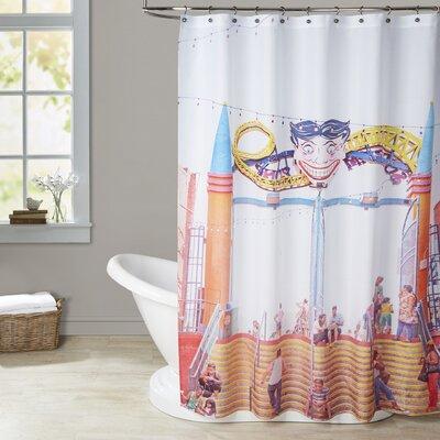 Mina Teslaru Tillie Gate Shower Curtain