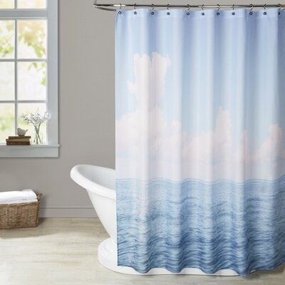 Mina Teslaru Tulum Mexico Shower Curtain