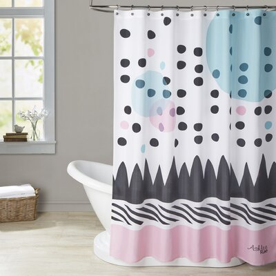 Ashlee Rae Beyond the Forest Shower Curtain