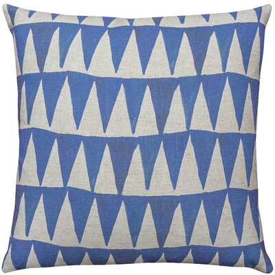 East Rolstone Triangle Throw Pillow Size: 16 H x 16 W x 6 D