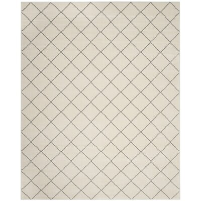 Electra Beige Area Rug Rug Size: Rectangle 8 x 10