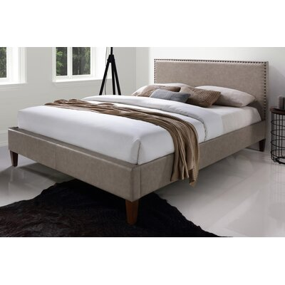 Elisavet Upholstered Platform Bed