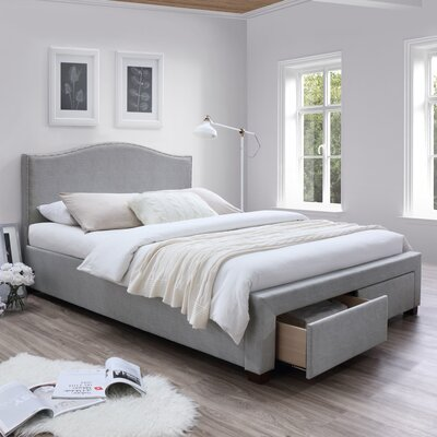 Elmsford Upholstered Platform Bed