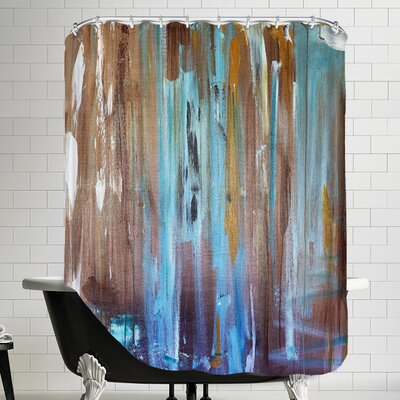 Ellington Circle Shower Curtain