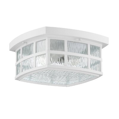 Lockett 2-Light Flush Mount