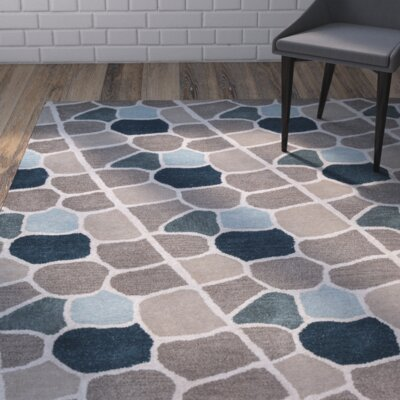 Galles Hand-Tufted Multi Area Rug