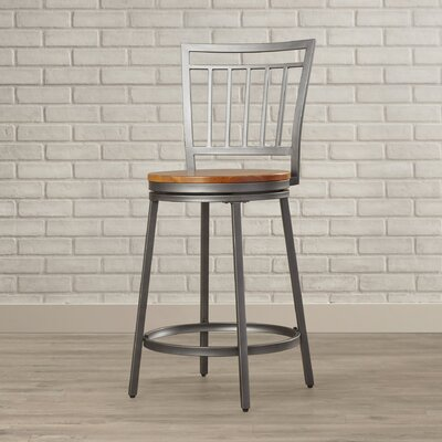 Aman 25 Swivel Bar Stool