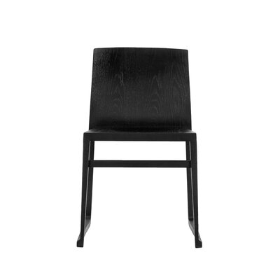 Fairlawn Side Chair Finish: Black