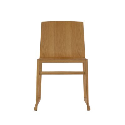 Fairlawn Side Chair Color: Oak